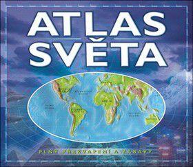 Elain Jackson: Atlas světa - Plný překvapení a zábavy cena od 0 Kč