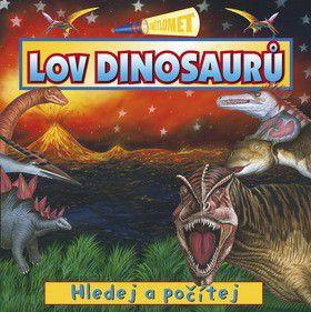 Dudek Pavel: Lov dinosaurů - Hledej a počítej cena od 130 Kč