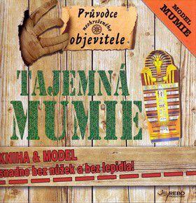 Tajemná mumie cena od 119 Kč