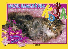 Moje kamarádka kočka cena od 203 Kč