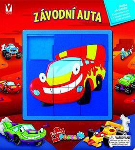 Závodní auta cena od 249 Kč