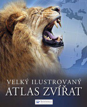 Velký ilustrovaný Atlas zvířat cena od 223 Kč