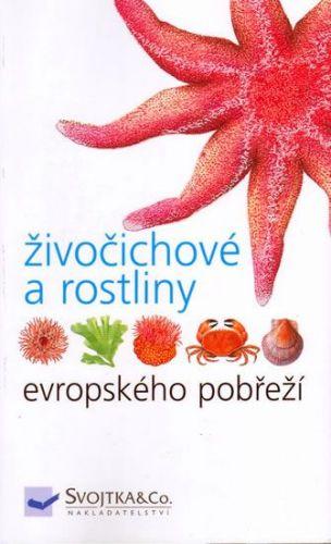 Živočichové a rostliny evropského pobřeží cena od 127 Kč