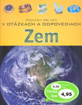 Zem v otázkach a odpovediach cena od 227 Kč