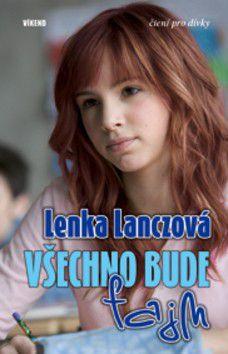 Lenka Lanczová: Všechno bude fajn cena od 161 Kč