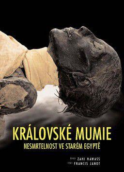 Francis Janot: Královské mumie cena od 0 Kč