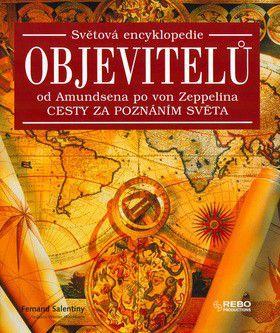 Fernand Salentiny: Světová encyklopedie objevitelů cena od 799 Kč