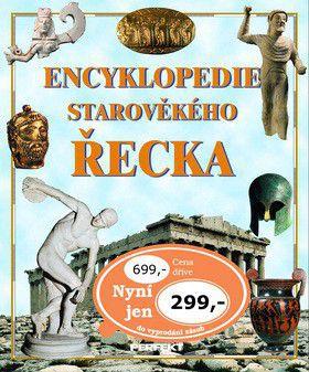 Encyklopedie starověkého Řecka cena od 299 Kč