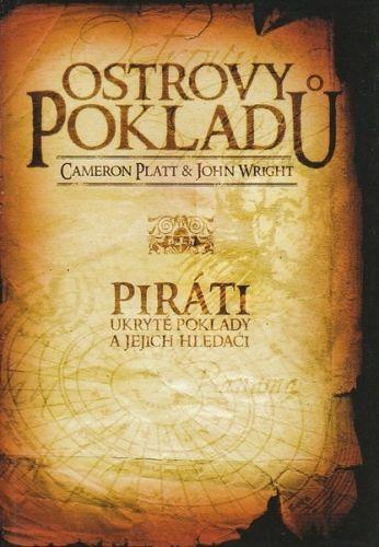 John Wright, Cameron Platt: Ostrovy pokladů: Ukryté poklady a jejich hledači cena od 59 Kč