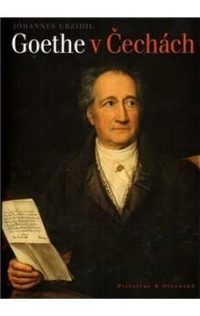 Johannes Urzidil: Goethe v Čechách cena od 341 Kč