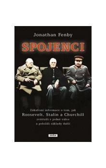 Jonathan Fenby: Spojenci cena od 400 Kč