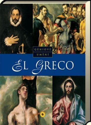 Géniové umění - EL GRECO cena od 187 Kč
