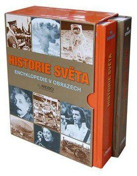Historie světa Encyklopedie v obrazech cena od 630 Kč
