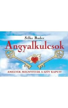 Silke Bader: Angyalkulcsok cena od 150 Kč