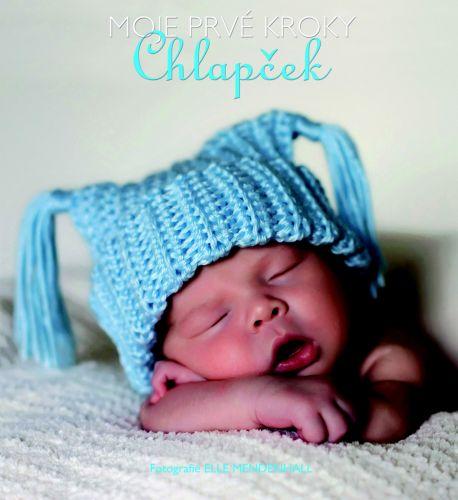 Elle Mendenhall: Moje prvé kroky - Chlapček cena od 347 Kč