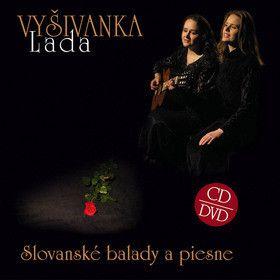Vyšívanka: Slovanské balady a piesne cena od 120 Kč