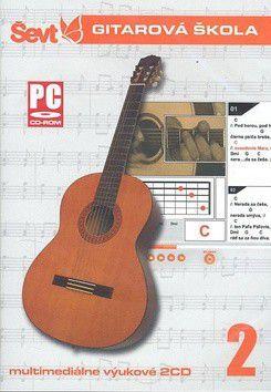 Gitarová škola 2 cena od 217 Kč