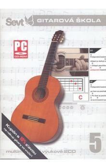 Gitarová škola 5 cena od 205 Kč