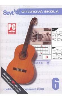 Gitarová škola 6 cena od 205 Kč