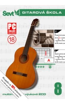 Gitarová škola 8 cena od 205 Kč