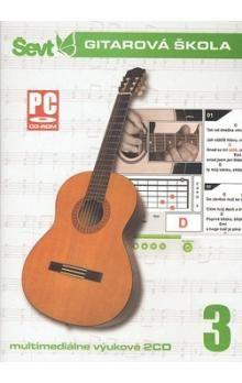 Gitarová škola 3 cena od 212 Kč