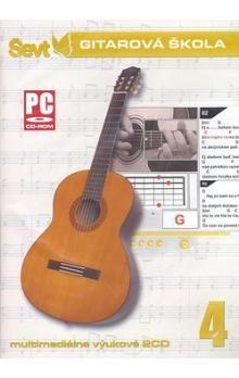 Gitarová škola 4 cena od 205 Kč