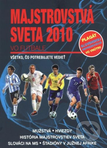 Mihir Bose: Majstrovstvá sveta 2010 vo futbale cena od 46 Kč