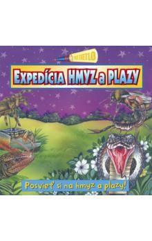 Expedícia Hmyz a plazy cena od 192 Kč