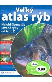 Andreas Janitzki: Veľký atlas rýb cena od 240 Kč