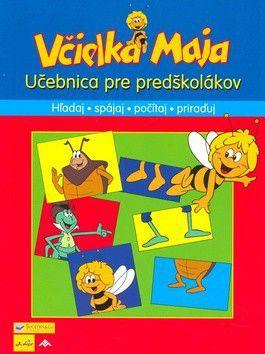 Včielka Maja Učebnica pre predškolákov cena od 173 Kč