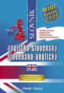 Marián Andričík, Jonathan Gresty: Anglicko-slovenský slovensko-anglický slovník cena od 317 Kč