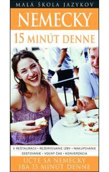 Sylvia Goulding: Nemecky 15 minút denne cena od 215 Kč