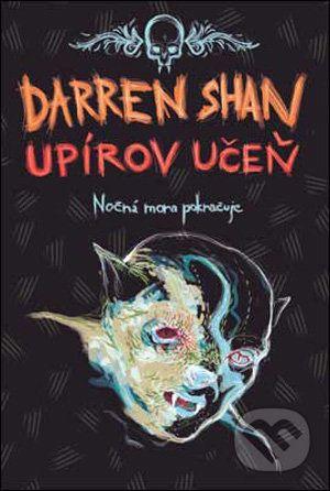 Darren Shan: Upírov učeň cena od 185 Kč
