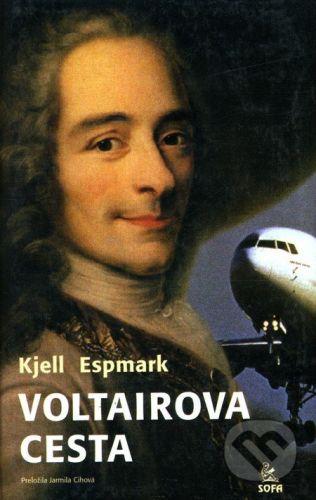 Kjell Espmark: Voltairova cesta cena od 61 Kč