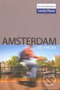 Amsterdam do vrecka - Lonely Planet cena od 187 Kč