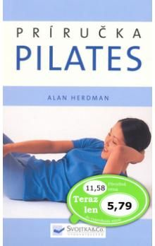 Alan Herdman: Príručka Pilates cena od 125 Kč