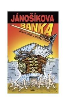 Ján Drgonec, Ferko Andrej: Jánošíkova banka cena od 95 Kč
