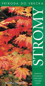 Allen J. Coombes: Stromy - Príroda do vrecka cena od 0 Kč