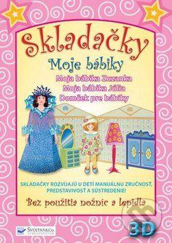 Skladačky - Moje bábiky cena od 168 Kč