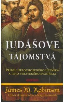 James M. Robinson: Judášove tajomstvá cena od 181 Kč