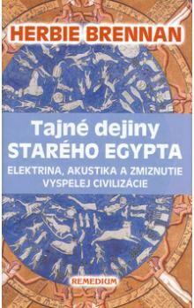 Herbie Brennan: Tajné dejiny starého Egypta cena od 195 Kč