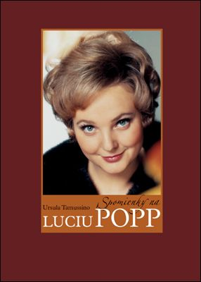 Ursula Tamussino: Spomienky na Luciu Popp cena od 298 Kč