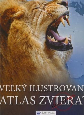 Weldon Owen: Veľký ilustrovaný atlas zvierat cena od 641 Kč