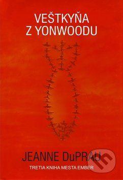 Jeanne DuPrau: Veštkyňa z Yonwoodu cena od 208 Kč