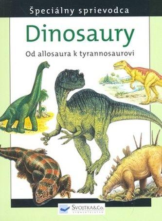 Gerrie McCall: Dinosaury - špeciálny sprievodca cena od 187 Kč