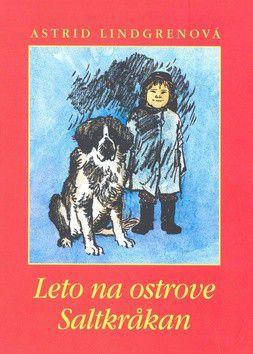 Ilon Wikland, Astrid Lindgren: Leto na ostrove Saltkrakan cena od 287 Kč
