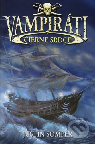 Justin Somper: Vampiráti Čierne srdce cena od 231 Kč