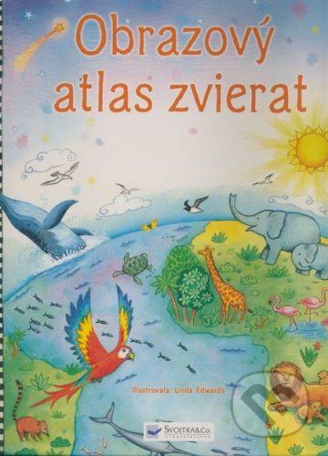 Obrazový atlas zvierat cena od 101 Kč