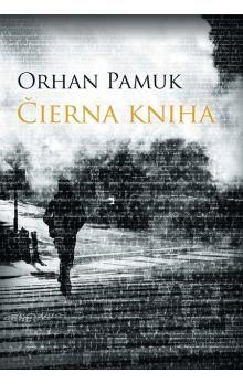 Orhan Pamuk: Čierna kniha cena od 347 Kč