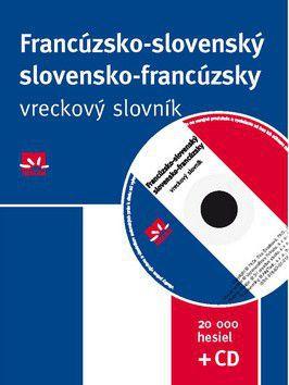 Eva Švarbová: Francúzsko-slovenský slovensko-francúzsky vreckový slovník cena od 275 Kč